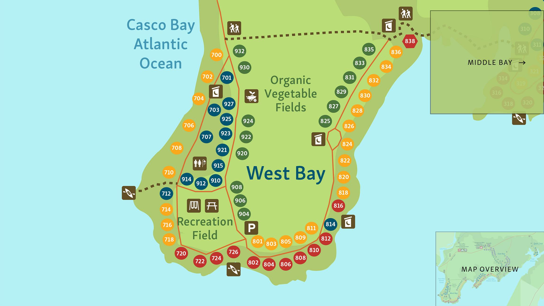 West Bay Cafe Menu